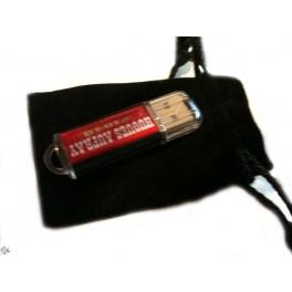 """Clé USB """"Troubador Tour 2012"""""""