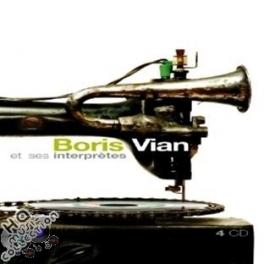 Boris Vian et ses interprètes / Boris Vian, Juliette Gréco, Pia Colombo...