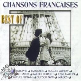 Best Of Chansons Francaises / Françoise Hardy, Christophe, Michel Fugain...