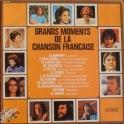 Les grands moments de la chanson française