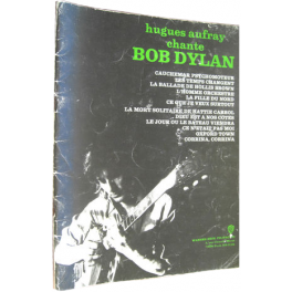 Songbook Hugues Aufray chante Bob Dylan