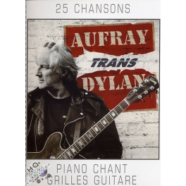 Songbook Aufray Trans Dylan / Aufray chante Dylan