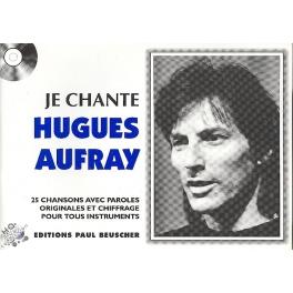 Songbook Je Chante Hugues Aufray