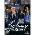 Johnny Hallyday Backstage
